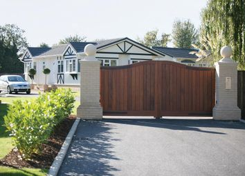 Thumbnail 2 bedroom detached bungalow for sale in Park Lane, Godmanchester, Huntingdon