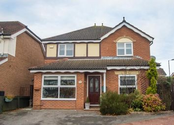 Thumbnail 3 bed detached house for sale in Hendersyde, Newcastle Upon Tyne
