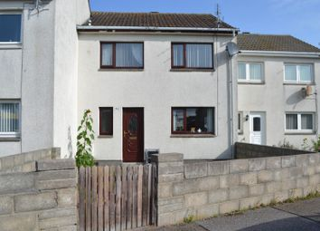 Thumbnail Terraced house for sale in Douglas Crescent, Buckie