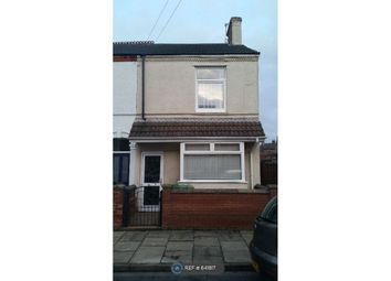 Thumbnail 3 bed end terrace house to rent in Kew Road, Cleethorpes