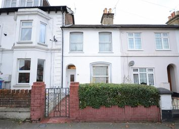 3 bed terraced house for sale in Grosvenor Road, Aldershot, Hampshire GU11