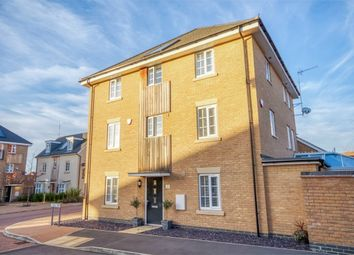 Thumbnail 4 bed town house for sale in Canal Way, Pineham Lock, Northampton