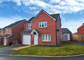 Thumbnail 4 bed detached house for sale in Desmond Rochford Way, Bishops Hull, Taunton, Somerset