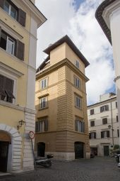 Thumbnail 4 bed town house for sale in Central Rome, Lazio, Italy