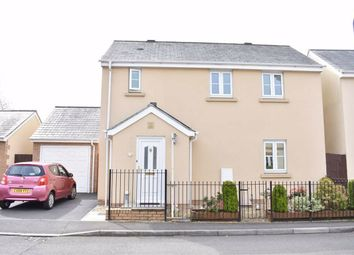 Thumbnail 3 bedroom detached house for sale in Ffordd Cambria, Pontarddulais, Swansea