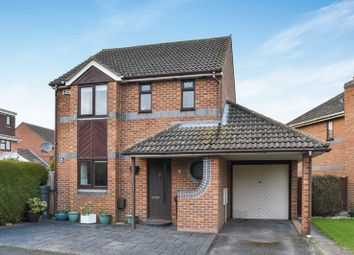 Thumbnail 3 bed detached house for sale in Anson Close, Marcham, Abingdon