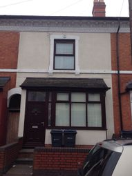Thumbnail 3 bed terraced house for sale in Newport Road, Balsall Heath