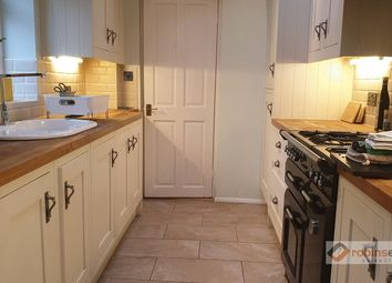 Thumbnail 4 bed terraced house to rent in Brailsford Road, Dunkirk, Nottingham
