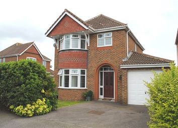 Thumbnail 3 bed detached house for sale in Hornbeam Avenue, Bexhill