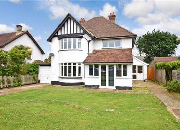 Thumbnail 3 bed detached house for sale in St. Martins Avenue, Shanklin, Isle Of Wight