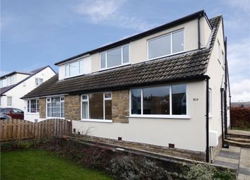 Thumbnail 3 bed semi-detached house to rent in Warren Lane, Bingley, West Yorkshire