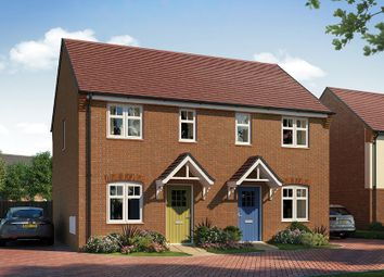 2 bed semi-detached house for sale in York Road, Telford TF2