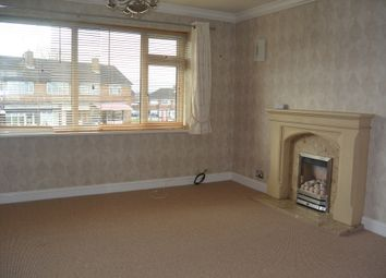 Thumbnail 4 bed maisonette to rent in Thornhill Road, Halesowen