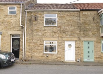 Thumbnail 2 bed cottage for sale in Front Street, Helmington Row, Crook