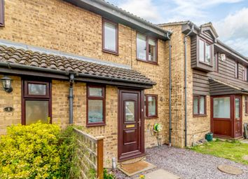 Thumbnail 2 bed terraced house for sale in Tanners Close, Walton-On-Thames, Surrey