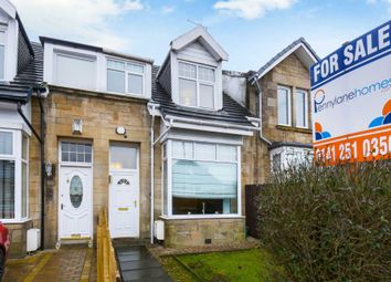 Thumbnail 3 bed terraced house for sale in Marchfield Avenue, Paisley