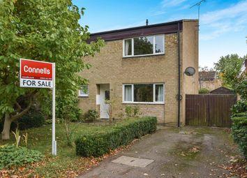 Thumbnail 3 bedroom semi-detached house for sale in Bunsty Court, Stony Stratford, Milton Keynes