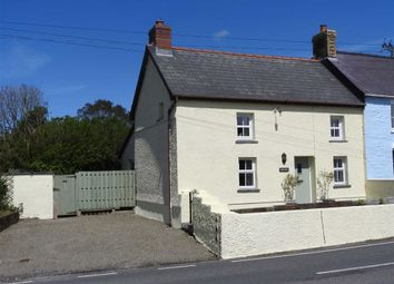 Thumbnail 2 bed semi-detached house for sale in Aberporth, Cardigan