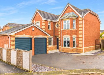 Thumbnail 4 bed detached house for sale in Sunningdales, Normanton