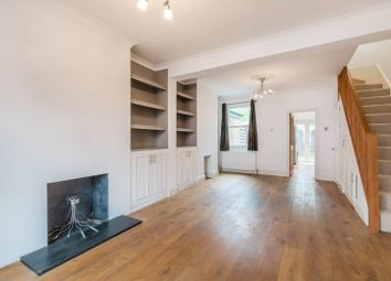 Thumbnail 3 bedroom terraced house to rent in Waldeck Road, Strand On The Green