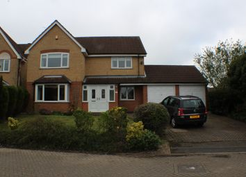Thumbnail 5 bedroom detached house for sale in Stanmore Close, Nuthall, Nottingham