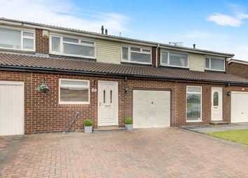 Thumbnail 3 bed terraced house for sale in Hareside, Cramlington