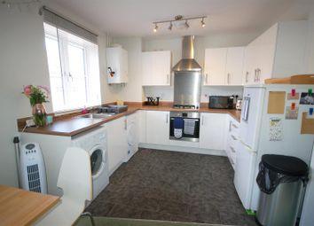 Thumbnail 2 bed flat for sale in Greenaways, Ebley, Stroud