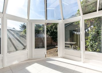 Thumbnail 3 bed flat to rent in Langton, Road, London