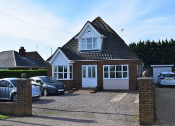 Thumbnail 4 bed detached house for sale in Woad Lane, Long Sutton