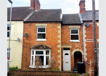 Thumbnail 3 bed terraced house for sale in 24 Halford Street, Kettering, Northamptonshire