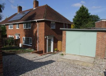 Thumbnail 3 bed semi-detached house to rent in Anglesea Road, Ipswich