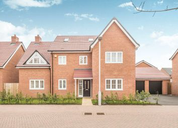 Thumbnail 7 bed detached house for sale in Darwin Croft, Flitwick, Bedford