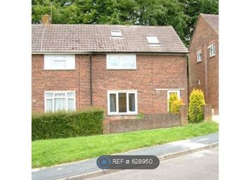 Thumbnail 5 bed semi-detached house to rent in Longfield Road, Winchester