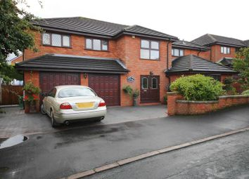 Thumbnail 5 bedroom detached house for sale in Longshaw Common, Billinge, Wigan