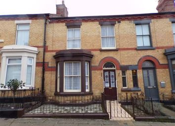 Thumbnail 3 bed terraced house for sale in Burdett Street, Liverpool, Merseyside