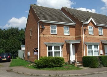 Thumbnail 3 bedroom property to rent in Woodgate Road, Wootton, Northampton