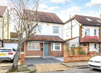 Thumbnail 4 bedroom detached house for sale in Parkfield Avenue, London