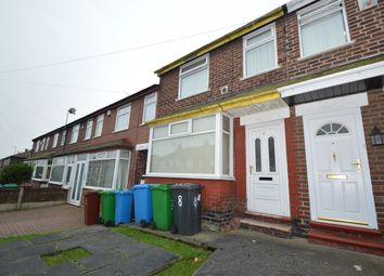 Thumbnail 2 bed terraced house for sale in Stanhorne Avenue, Manchester