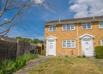 Thumbnail 3 bed end terrace house for sale in Hunters Way, Uckfield