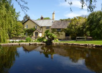 Thumbnail 5 bed farmhouse for sale in Luccombe, Minehead