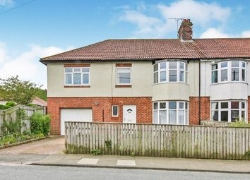 Thumbnail 4 bedroom semi-detached house for sale in Woodlands Road, Consett