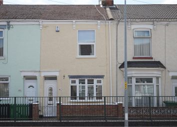Thumbnail 3 bed terraced house for sale in Wintringham Road, Grimsby