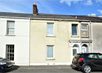 Thumbnail 3 bed terraced house for sale in Picton Place, Carmarthen