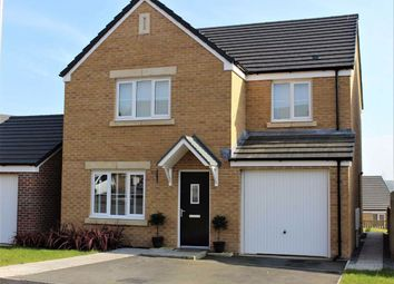 Thumbnail 4 bed detached house for sale in Keep Hill Close, Martello Park, Pembroke