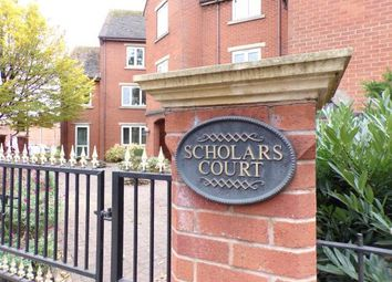 Thumbnail 2 bed flat for sale in Scholars Court, Alcester Road, Stratford Upon Avon