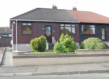 Thumbnail 2 bed semi-detached bungalow to rent in 41, Milne Crescent, Cowdenbeath