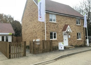 Thumbnail 4 bed detached house for sale in Woodend Close, Grays, Essex