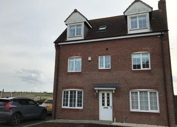 Thumbnail 5 bed detached house for sale in Studcross, Epworth, Doncaster