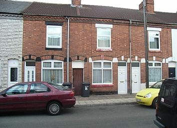 Thumbnail 3 bedroom terraced house to rent in Denmark Road, Leicester