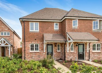 Thumbnail 3 bed semi-detached house to rent in Saxon Way, Tovil, Maidstone